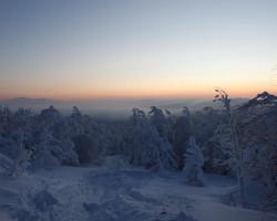 снегоходный тур Паанаярви