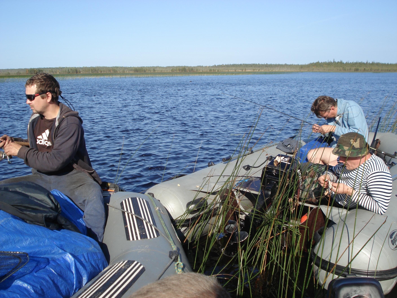 Туры на рыбалку по россии цены