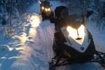 дешевый снегоходный тур
