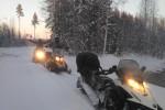 снегоходные туры от 2 до 5 дней